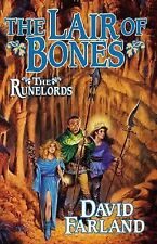 Runelords Ser.: The Lair of Bones 4 by David Farland (2003, Hardcover, Revised)