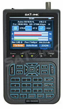 SATLINK WS-6908SE  DIGITAL SATFINDER  ECRAN LCD  POINTEUR SATELLITE TV    exp24H