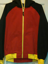 Turbine Boardwear Men's Fury Red Softshell Jacket Large 10Kmm WPB Polyester