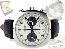 Longines heritages 1973 chronograph Automatic acero inoxidable np.2750, 00 euros