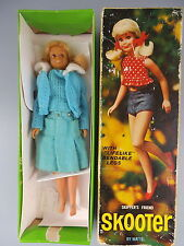 Barbie Puppe - Skooter #1120 - Skippers Friend - 60er Jahre in OVP
