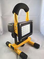 Cordless Rechargeable 20 LED Garage Light Work Light Task Light 240v/12v