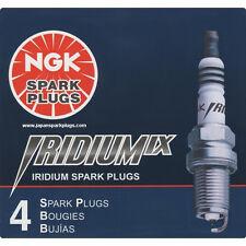 ►4X Iridium NGK ZFR6FIX-11 Zündkerzen Hond ACCORD,CIVIC/OPEL CalibraTurbo,Vectra