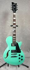 NEW! Limited Edition LTD PS-1 semi hollow electric guitar in surf green