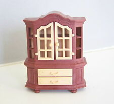 PLAYMOBIL (J2101) EPOQUE 1900 - Buffet Armoire Vaisselier Salon 5327