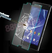 FRONT + BACK Tempered Glass Screen Protector for Sony Xperia Z3 Compact