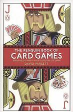 The Penguin Book of Card Games by David Parlett (2009, Paperback)