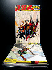 COMICS: DC: JSA: All Stars #1-8 (2003), 1st Stargirl app - RARE (flash/justice)