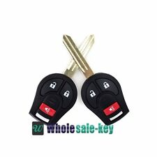 2005-2015 Xterra Remote Headed Car Key Keyless Entry Ignition For CWTWB1U751