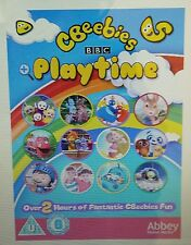 CBeebies Playtime (Compilation features Teletubbies, In the Night Garden) [DVD]