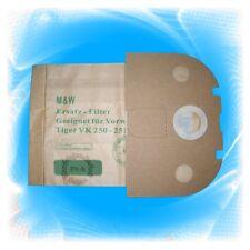 Saccheto Aspirapolvere Filtro per Vorwerk Tiger    250 - 251 - 252    (6031)