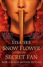 Snow Flower and the Secret Fan,ACCEPTABLE Book