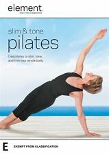 Element: Slim and Tone Pilates - Kara Wily DVD NEW