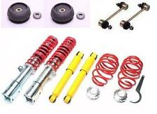 Coilover Opel Vauxhall Astra G Mk4  ADJUSTABLE SUSPENSION LOWERING KIT