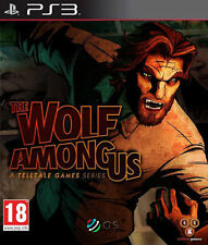 The Wolf Among Us PS3 * NEW SEALED PAL *