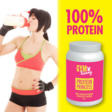 GYM BUNNY PROTEIN PRINCESS WHEY PROTEIN ISOLATE POWDER CHOC – TONED SEXY BODY