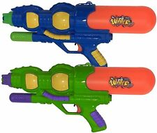 """LARGE 16"""" Super Pump Action Water Gun Pistol Fight Drench Cannon Soaker Toy 797"""