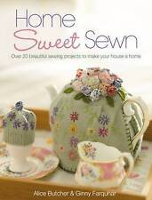 Home Sweet Sewn Book Over 20 Projects Vintage Retro Alice butcher Ginny Farquhar