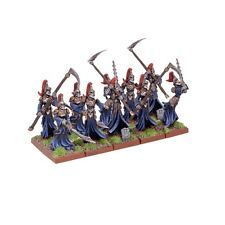 Undead Wraiths (10) -- Kings of War -- Mantic Games