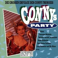 Conny Froboess Conny's party-Die grossen Erfolge der (18 tracks, 1958-63/.. [CD]