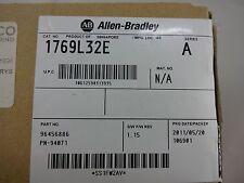 IVS75 – Allen Bradley 1794-L32E CompactLogix Processor, Firmware 1.15 – NEW