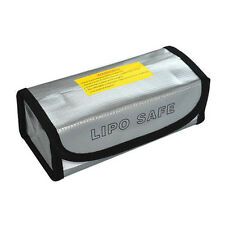 Charging Protection Bag LiPo Safe Battery Guard Explosion Proof 185x75x60mm
