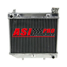PRO ATV Aluminum Radiator FOR Honda TRX450R 2004 2005 2006 2007 2008 09 TOP