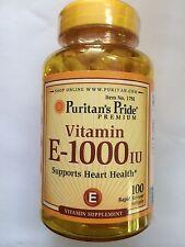 La vitamina E 1000IU gigante 100s