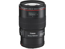 Canon EF 100mm f2.8L IS USM Macro Lens Japan Domestic Version New