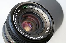 M42 EBC Fujinon-W 2.8/35mm by FUJI, top condition, tested full frame Sony A7 TOP
