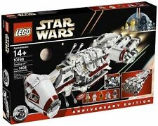 Neu Lego Star Wars 10198 Tantive IV ANNIVERSARY EDITION Blockade runner Top Set