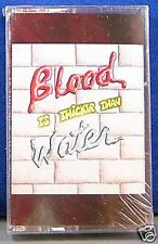 Blood Is Thicker Than Water Black Artists For Family Unity CASSETTE TAPE NEW!
