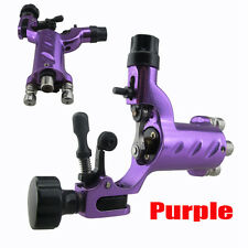 New Rotary Tattoo Machine Gun Dragonfly Shader Liner for Kit Needle Ink Purple