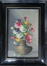 ORIGINAL, OLD, FRAMED OIL PAINTING -signed H. STEINER - absolutely decorative!