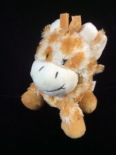 "Nat & Jules Giraffe Gemma Plush Soft Toy Stuffed Animal 6"" N00042"