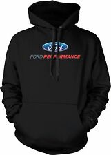 Ford Performance Shelby Cobra Mustang 5.0 Car Muscle Hoodie Pullover Sweatshirt