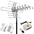 Strong Digital Amplified Antenna HDTV 1080P Outdoor HD TV 150M 360 Rotor UHF/VHF