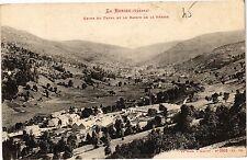 CPA  La Bresse (Vosges) - Usine du Daval et le Bassin de la Bresse   (200213)