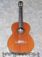 nice vintage KASUGA G-316 4/4 Classical Classic guitar Japan 1970s solid top