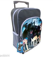 DC Comics cartable à roulettes trolley Batman L sac dos 40 x 27 x 12 cm 106740