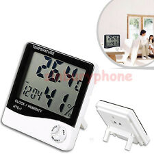 New Digital LCD Humidity Hygrometer Temperature Thermometer Indoor and Outdoor