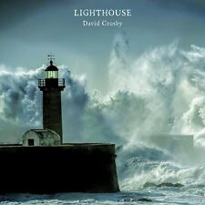 CROSBY DAVID LIGHTHOUSE VINILE LP 180 GRAMMI NUOVO SIGILLATO !