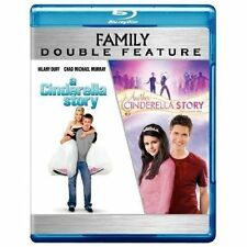 Blu Ray A CINDERELLA STORY & ANOTHER CINDERELLA STORY. UK compatible. New sealed