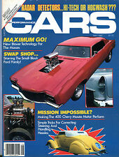 HI-Performance Cars Magazine May 1983 400 Chevy Mouse Motor EX 022916jhe