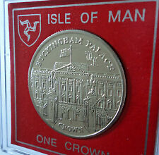 2010 Isle of Man Buckingham Palace (William & Kate Mint Mark) Crown Coin Gift