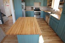 """Forever Joint Rock Hard Maple Butcher Block Top 1-1/2""""x36""""x36"""""""