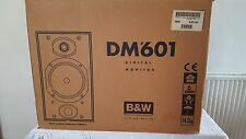 with box B&W DM601 made in ENGLAND Hi-Fi 100W 8Ω