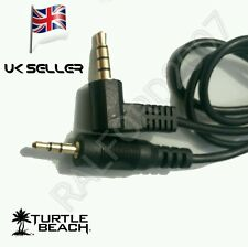 PS4 Talkback Chat' Cable lead for Turtle Beach Gaming Headsets to playstation 4