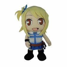 "Official Fairy Tail Anime Lucy Heartfilia Celestial Spirit Mage 8"" Plush Doll"