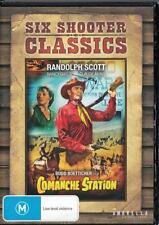 COMANCHE STATION - RANDOLPH SCOTT - REGION 4 NEW & SEALED DVD- FREE LOCAL POST
